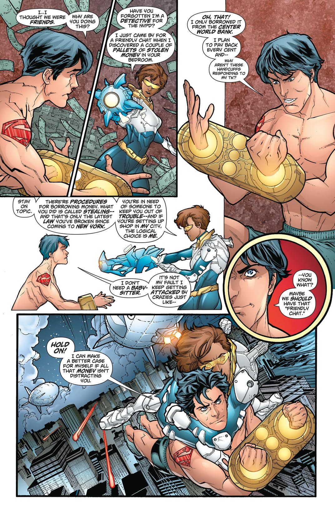 Superboy (2011-2014) Vol. 3: Lost