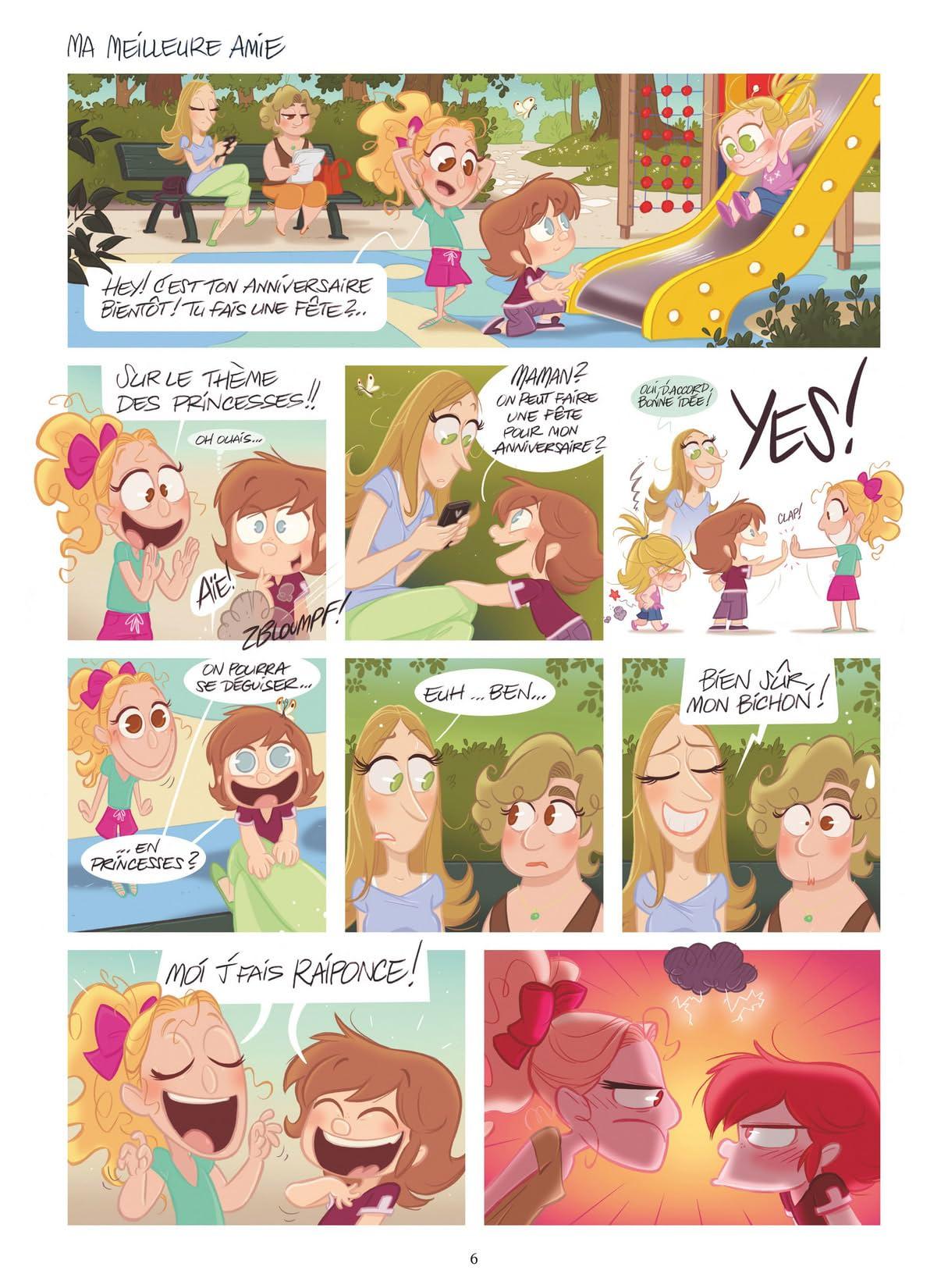 Bichon Vol. 1: Magie d'amour...
