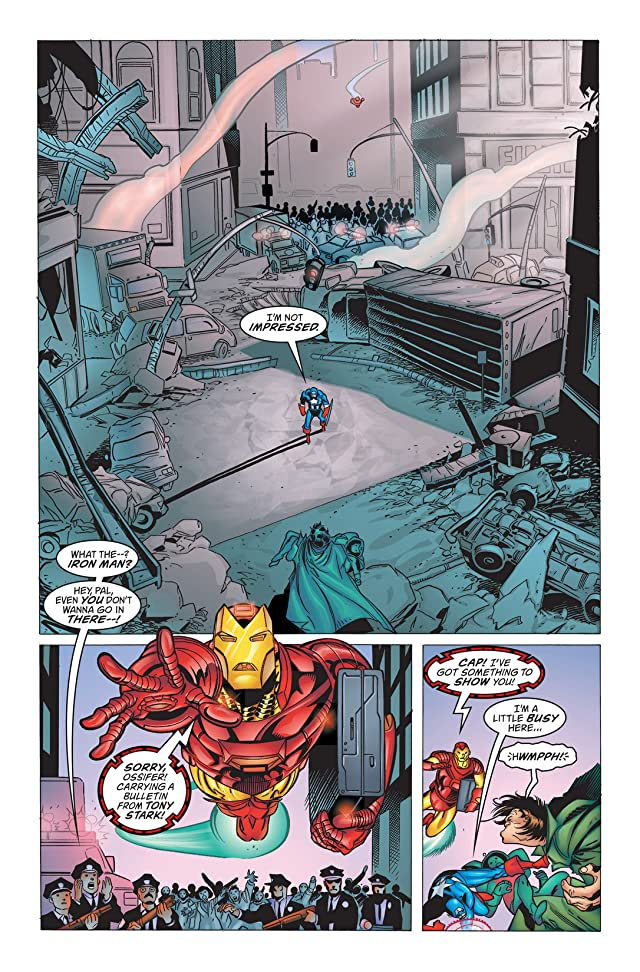 click for super-sized previews of Captain America (1998-2002) #15