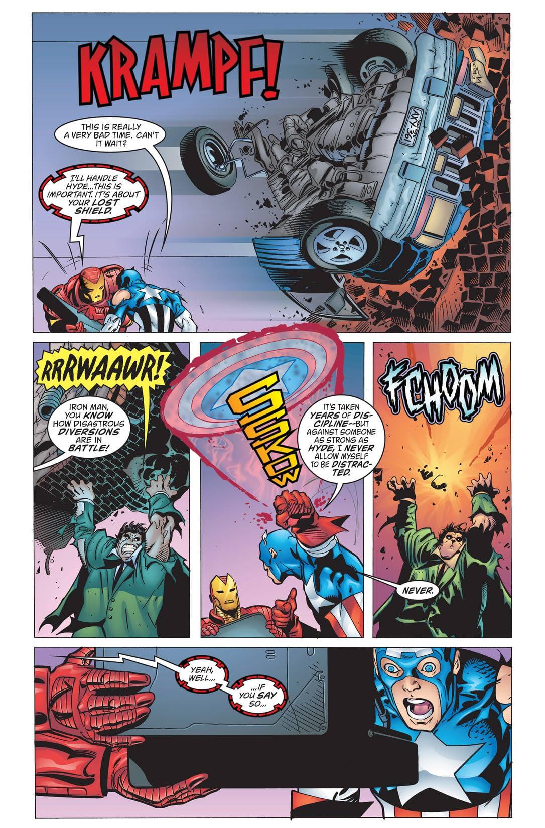 Captain America (1998-2002) #15