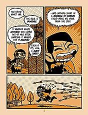 Gastrophobia Vol. 2: Amazon Attacked!!