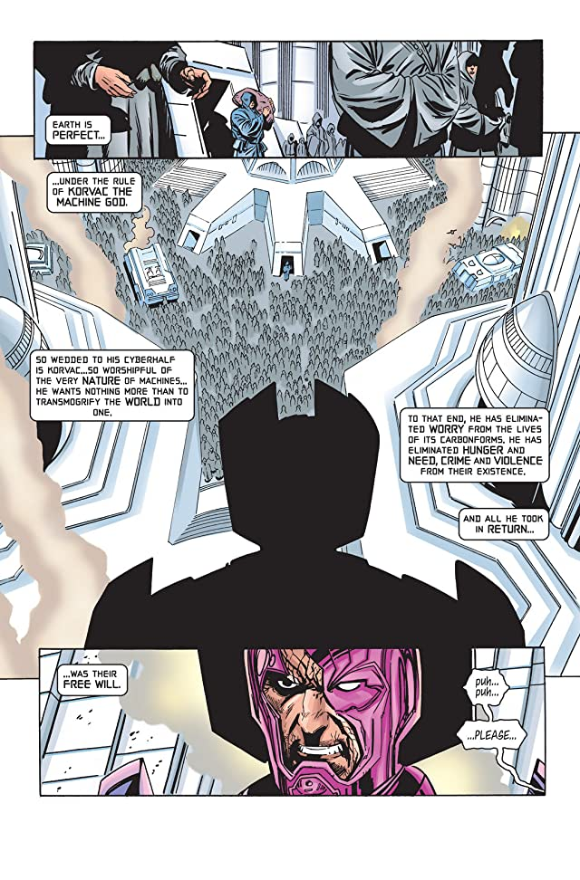 click for super-sized previews of Captain America (1998-2002) #18
