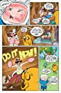click for super-sized previews of Adventure Time: The Flip Side #1