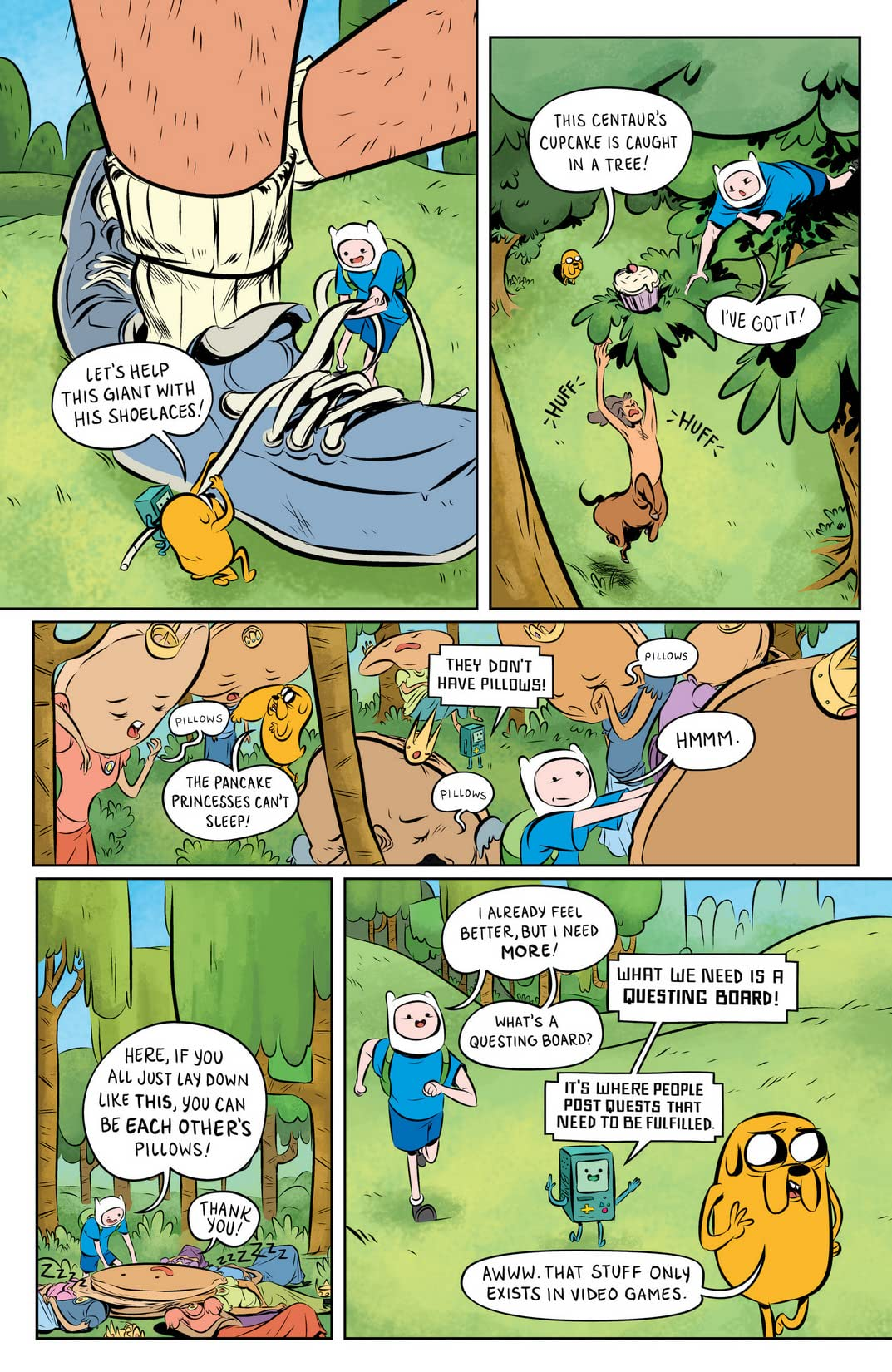 Adventure Time: The Flip Side #1 (of 6)