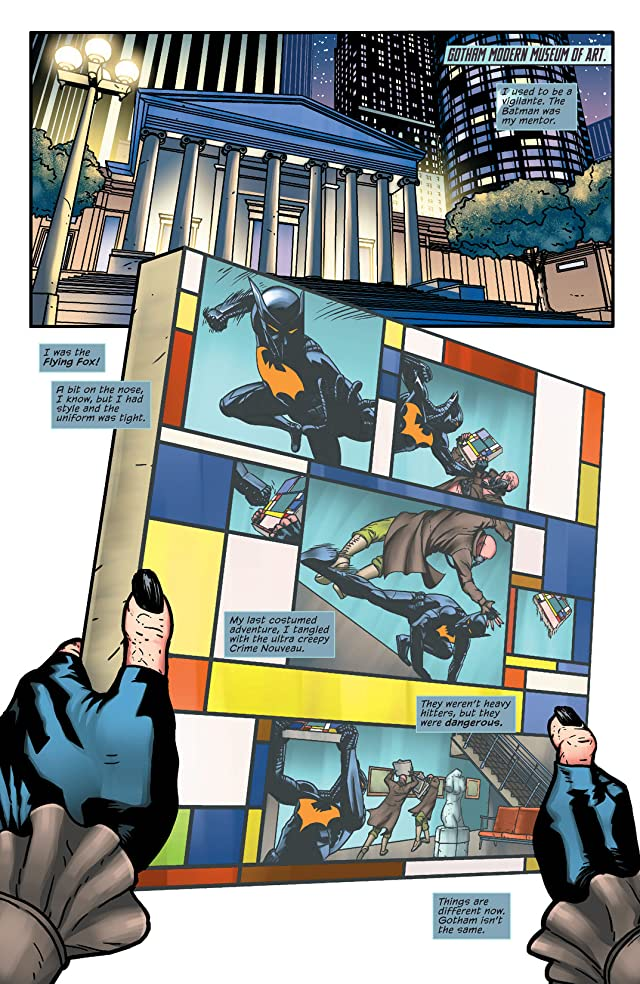 click for super-sized previews of Batwing (2011-2014) #27