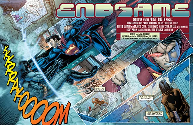 Batman/Superman (2013-) #7
