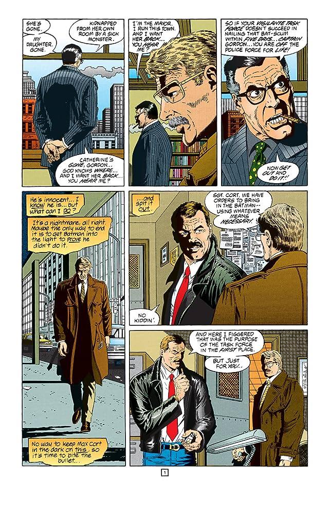 Batman: Legends of the Dark Knight #14