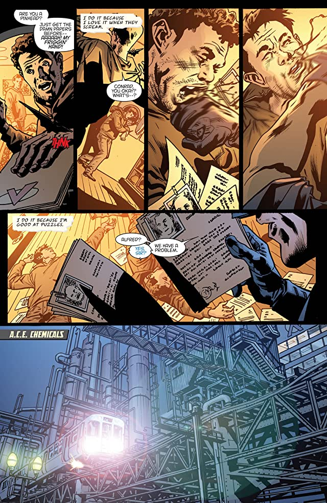 click for super-sized previews of Detective Comics (2011-) #27