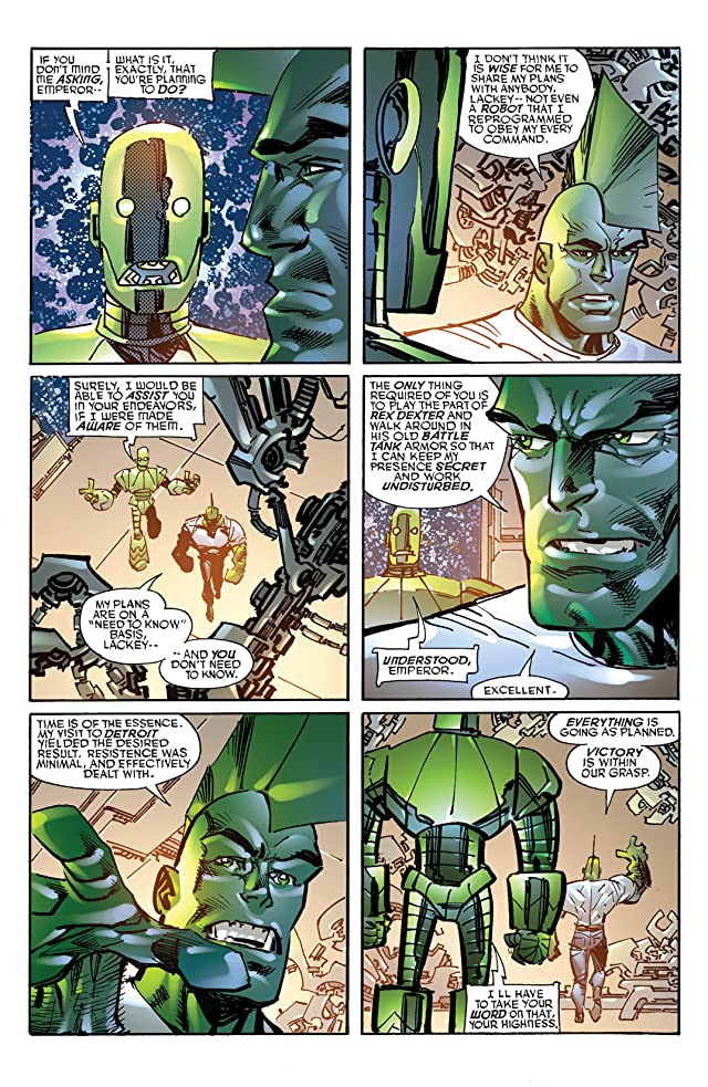 Savage Dragon #163