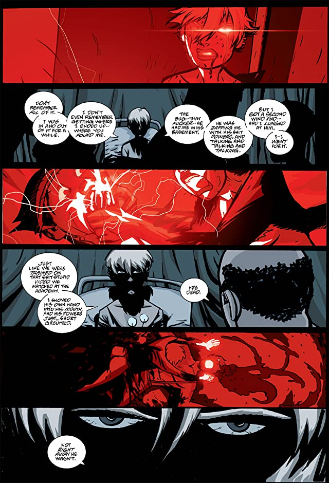 click for super-sized previews of Powers (2004-2008) #6