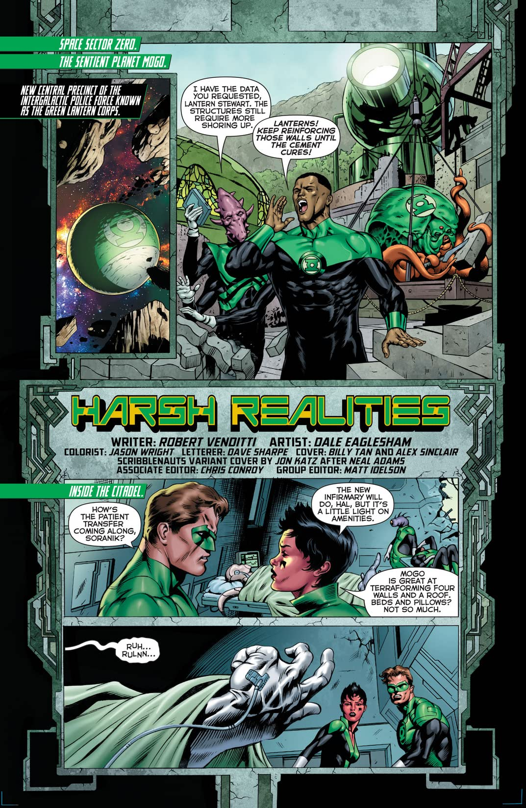 Green Lantern (2011-2016) #27