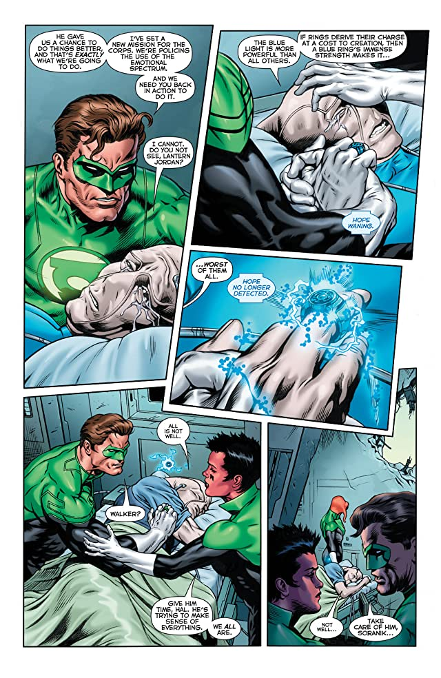 click for super-sized previews of Green Lantern (2011-) #27