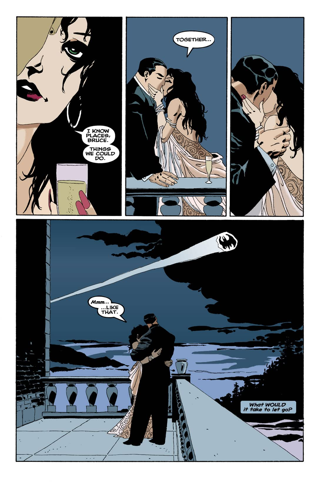 Batman: The Long Halloween #10