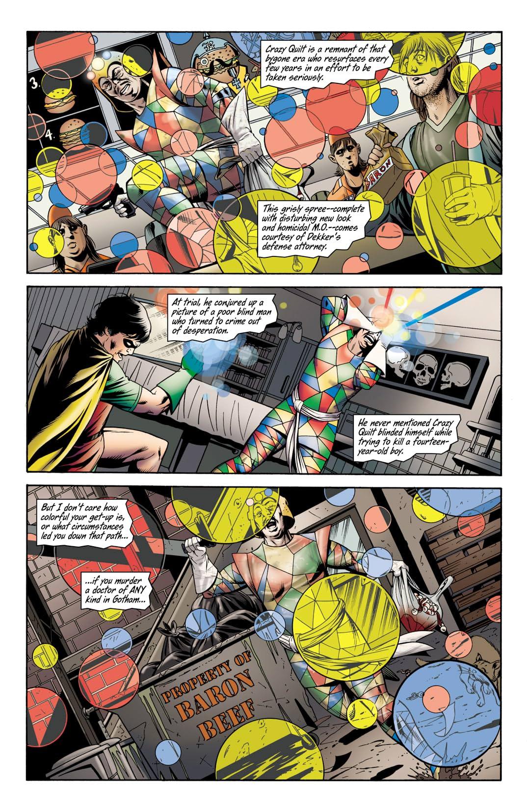 Batman: Widening Gyre #4 (of 6)