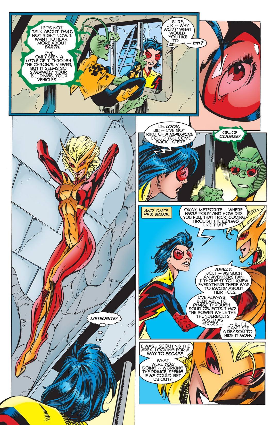 Thunderbolts (1997-2003) #14
