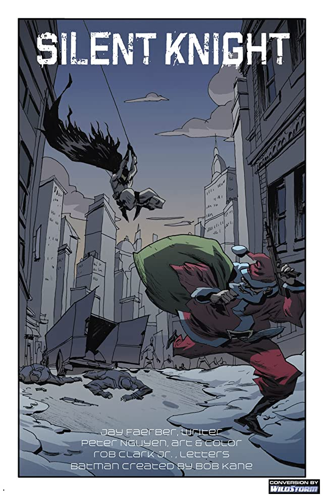 click for super-sized previews of DC Holiday Special 2009