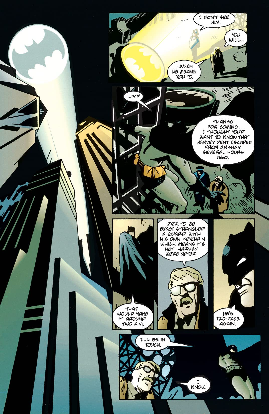 Batman: Legends of the Dark Knight #28
