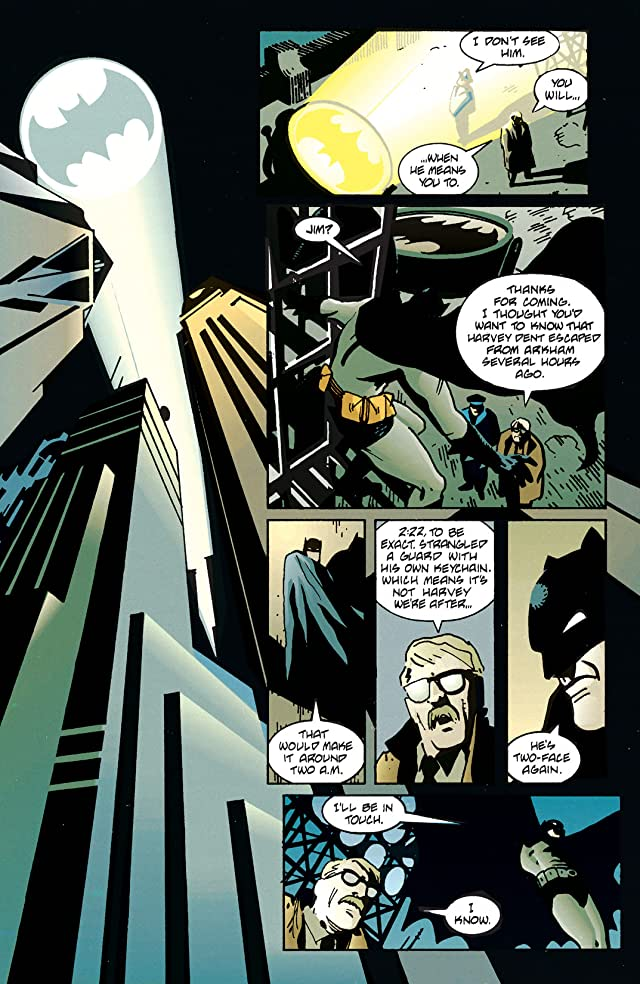 click for super-sized previews of Batman: Legends of the Dark Knight #28
