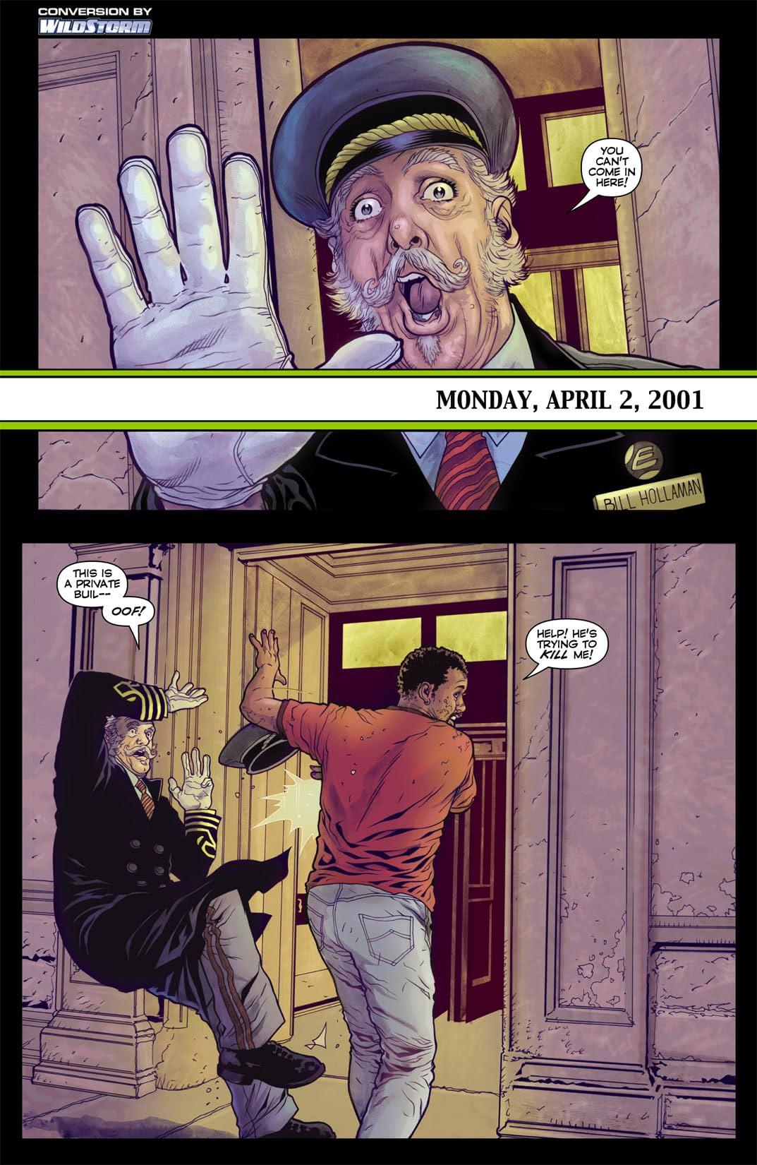 Ex Machina #23