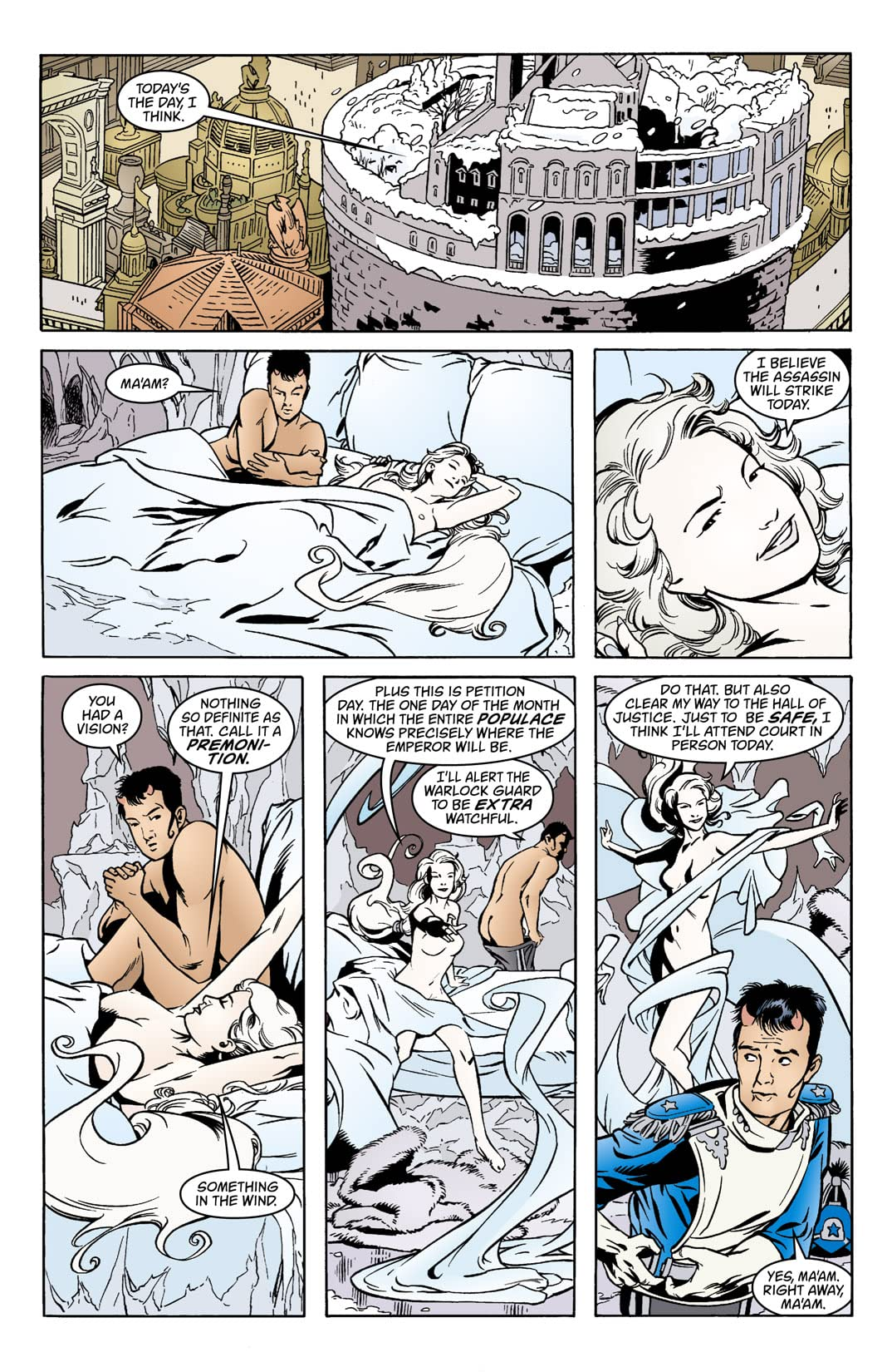 Fables #38