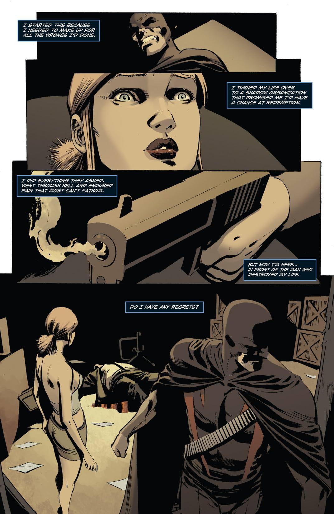 The Black Bat #8