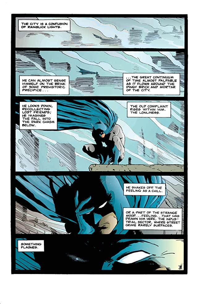 click for super-sized previews of Batman: Legends of the Dark Knight #35