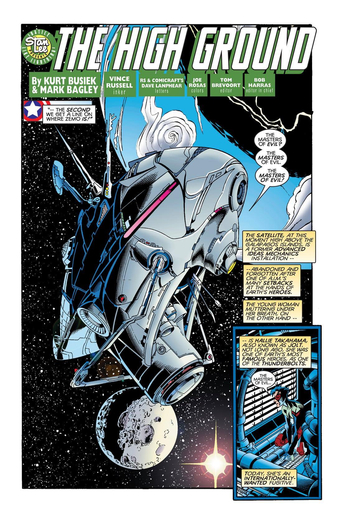 Thunderbolts (1997-2003) #11