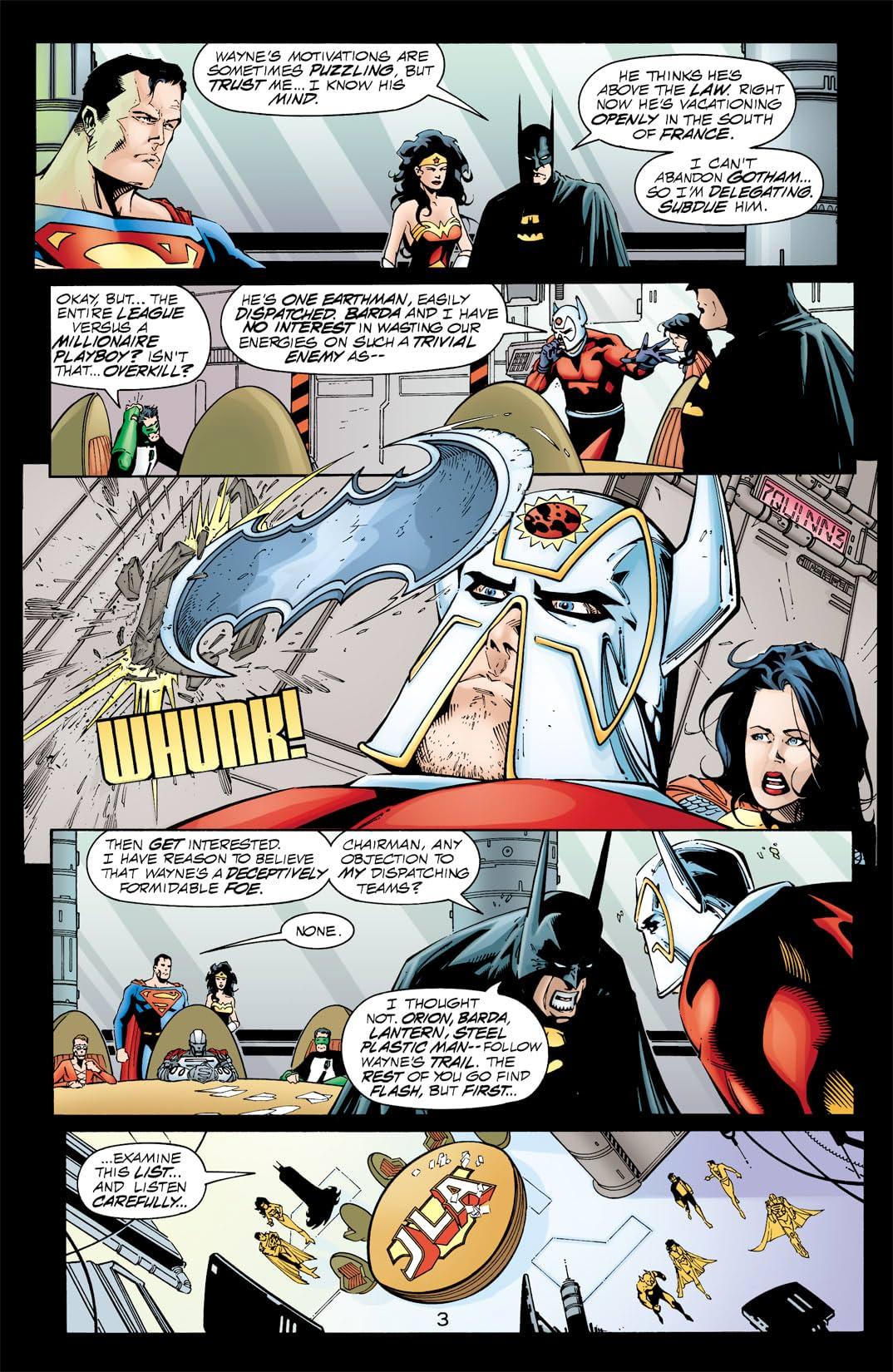 JLA (1997-2006) #33