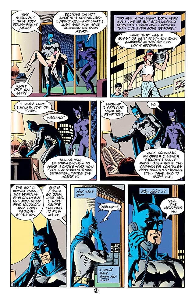 click for super-sized previews of Batman: Legends of the Dark Knight #47