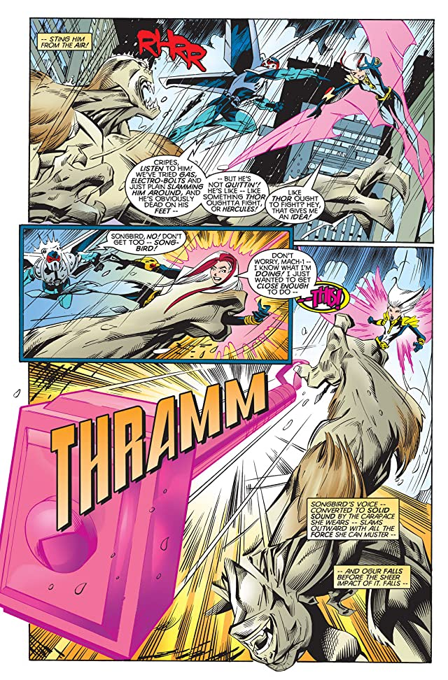 click for super-sized previews of Thunderbolts (1997-2003) #9