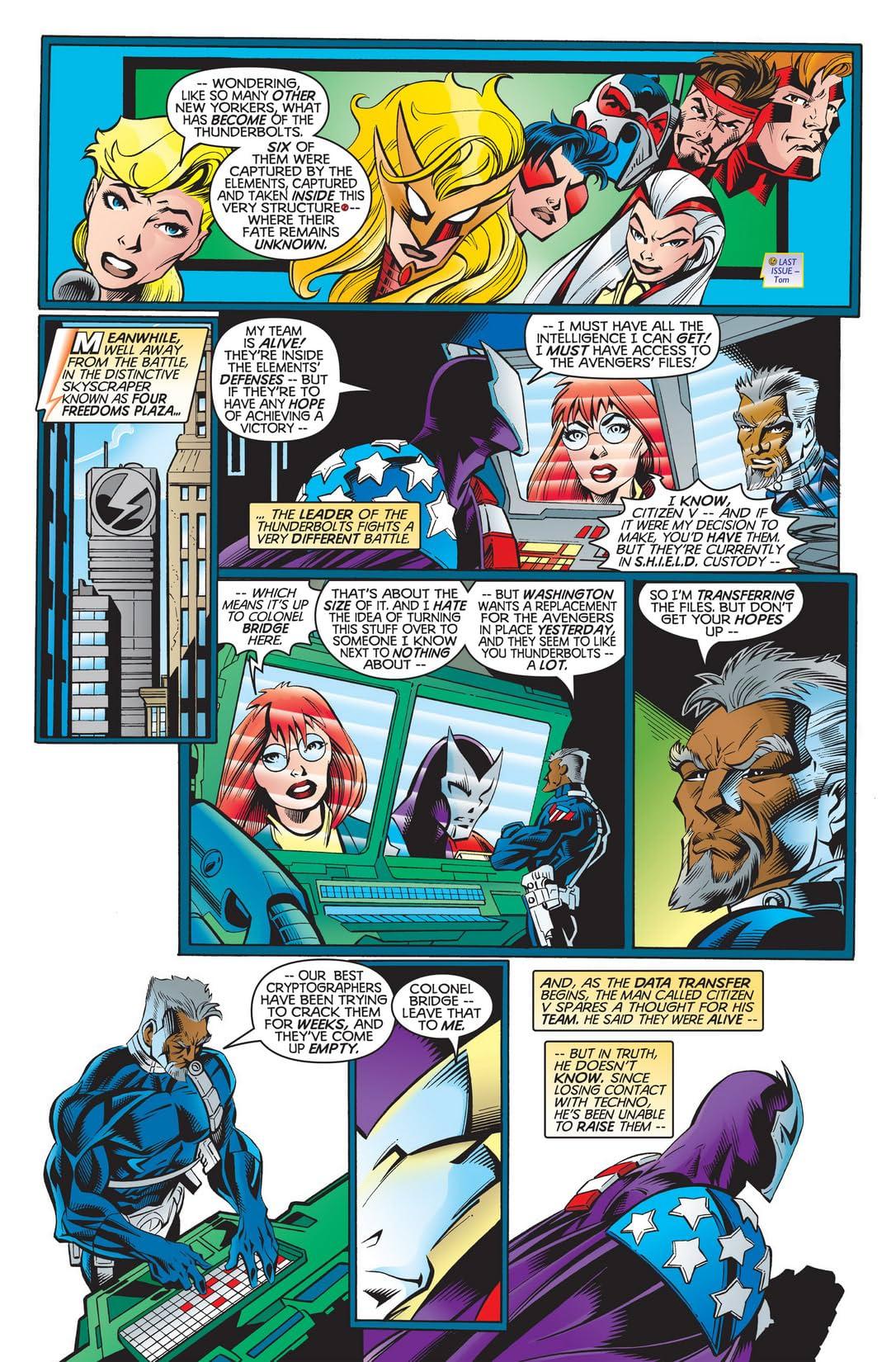 Thunderbolts (1997-2003) #8