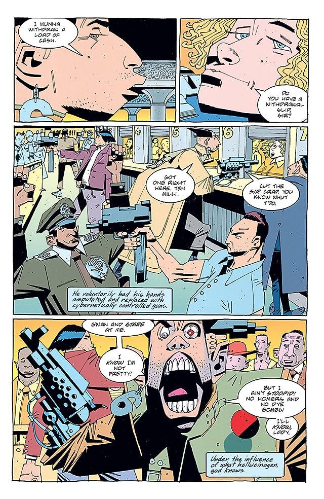 Batman: Legends of the Dark Knight #55