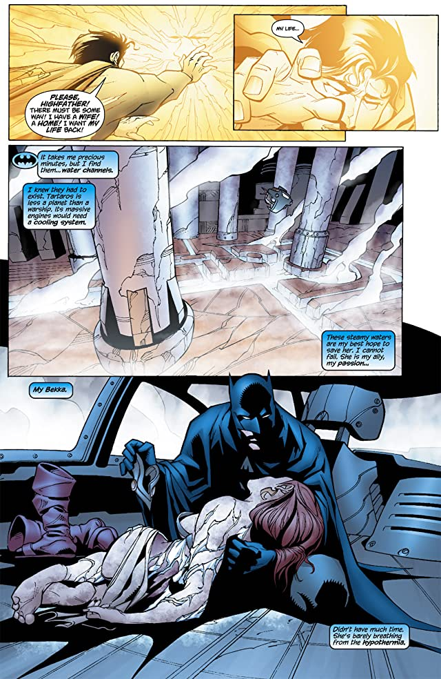 click for super-sized previews of Superman/Batman #42