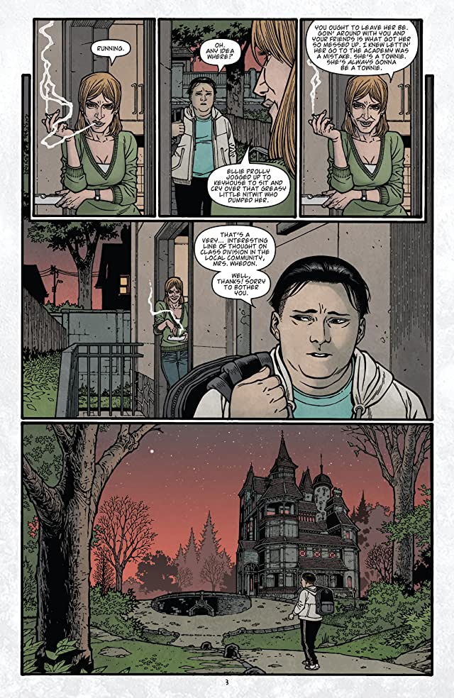 Locke & Key: Clockworks #6 (of 6)