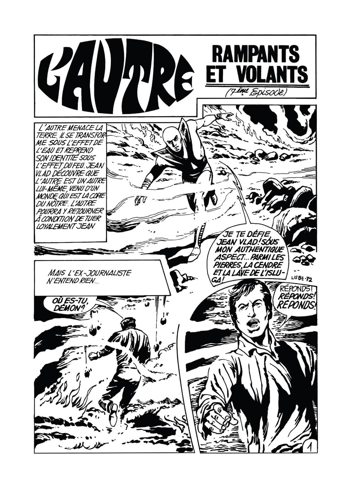 WAMPUS II: L'AUTRE Vol. 18: Rampants et volants