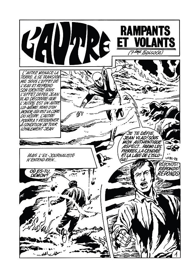 click for super-sized previews of WAMPUS II: L'AUTRE Vol. 18: Rampants et volants