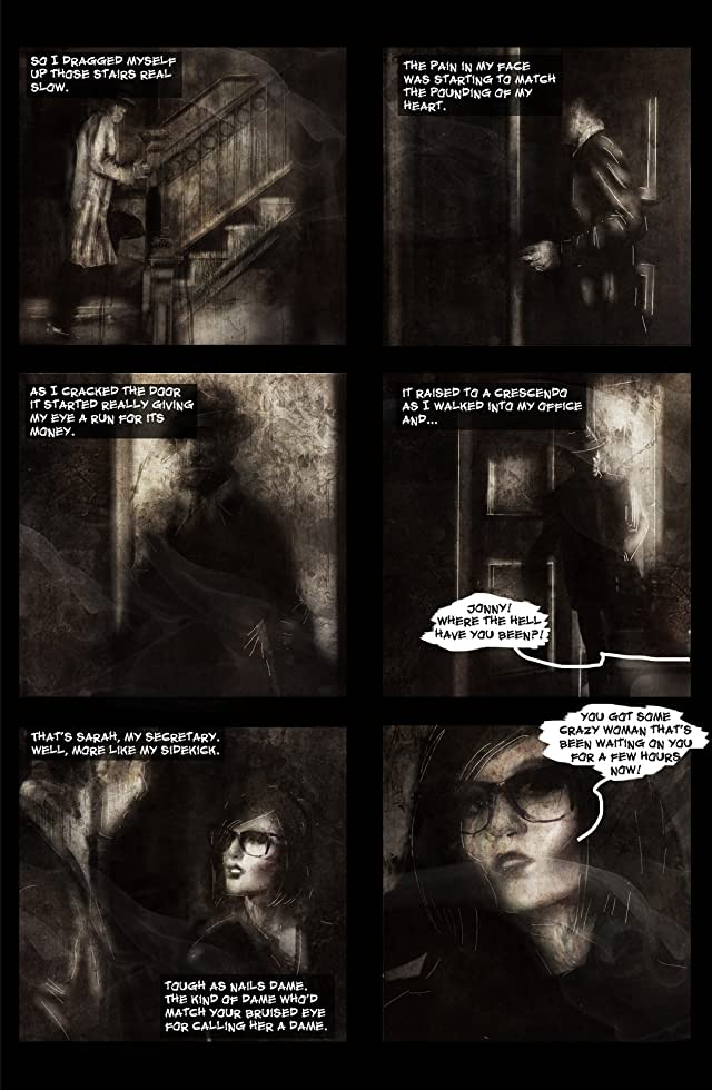 click for super-sized previews of Jonny Diamond, Detective #1