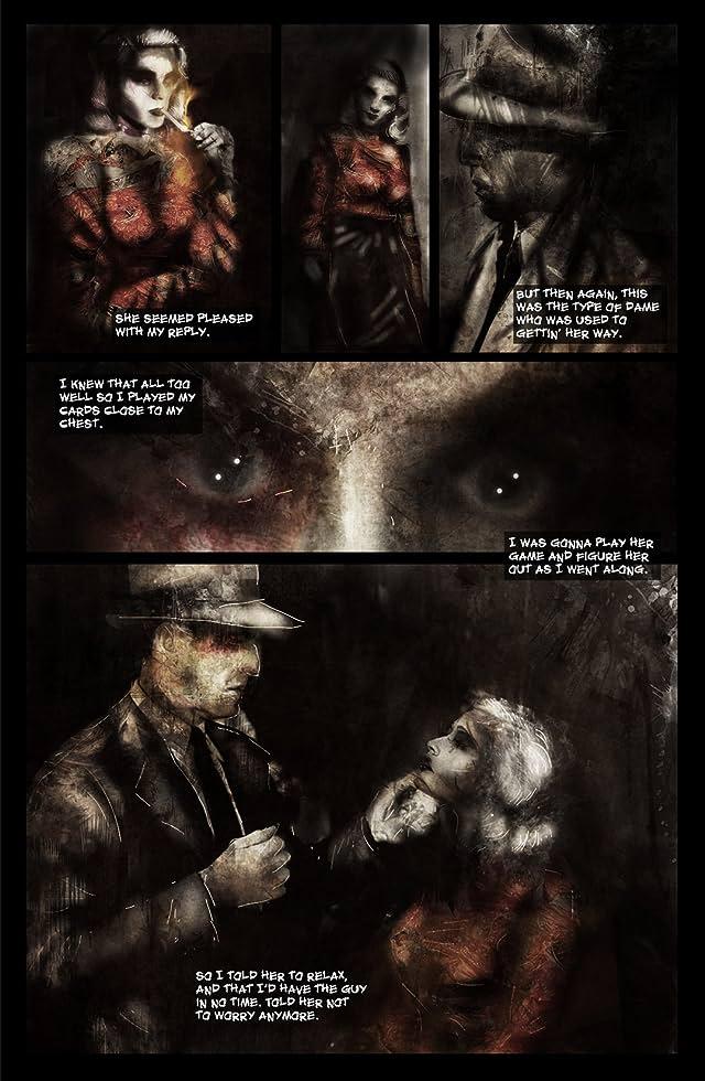 Jonny Diamond, Detective #1