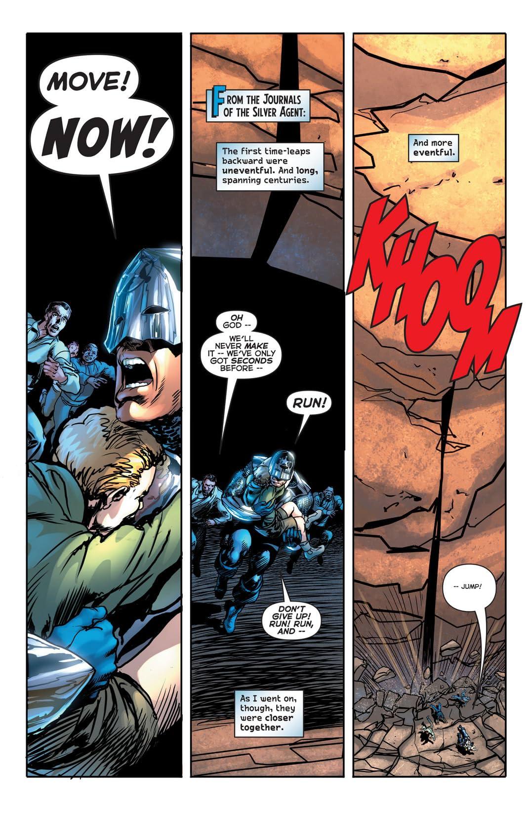 Astro City: Silver Agent #2