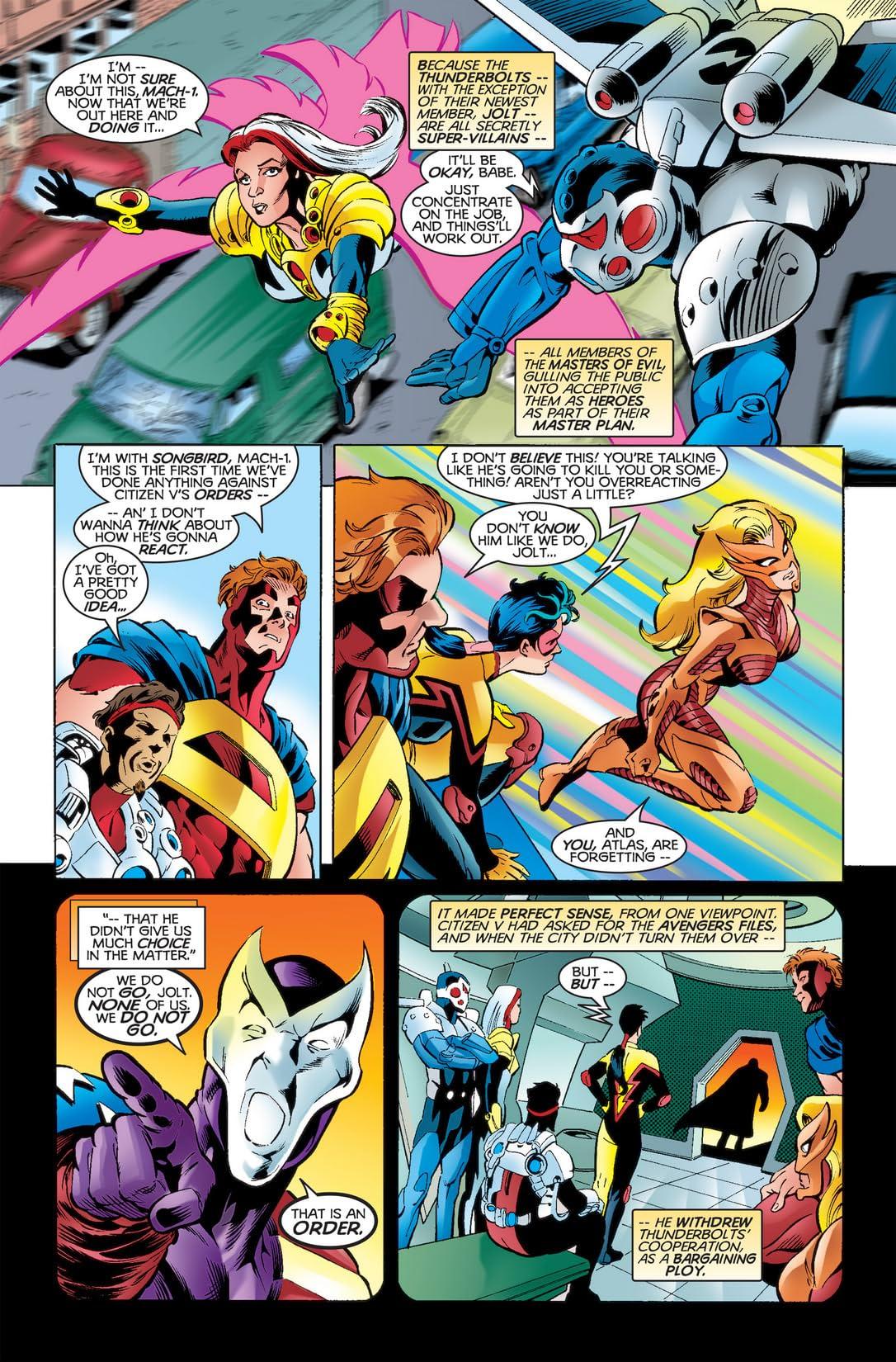 Thunderbolts (1997-2003) #7