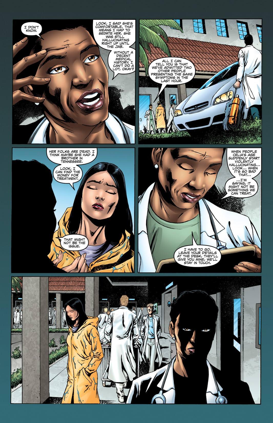Doktor Sleepless #5