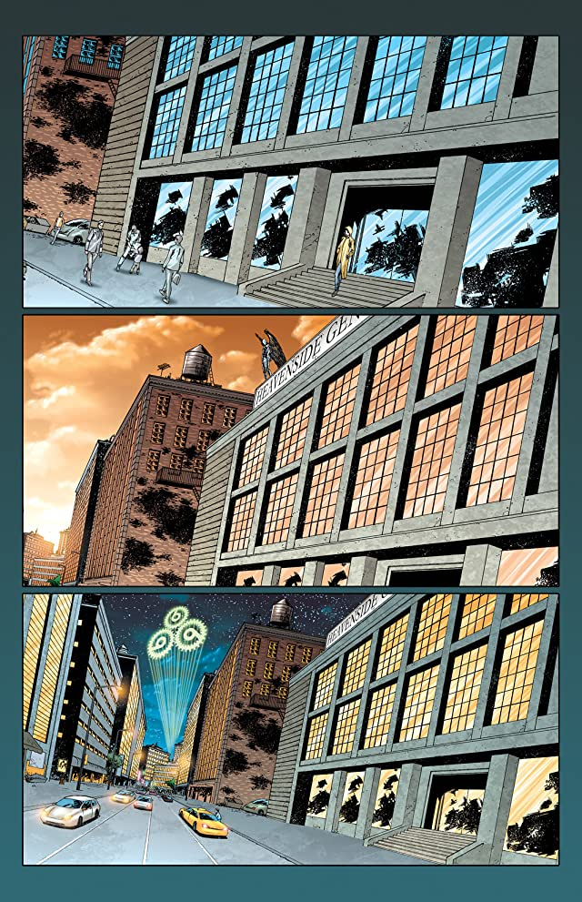 click for super-sized previews of Doktor Sleepless #5