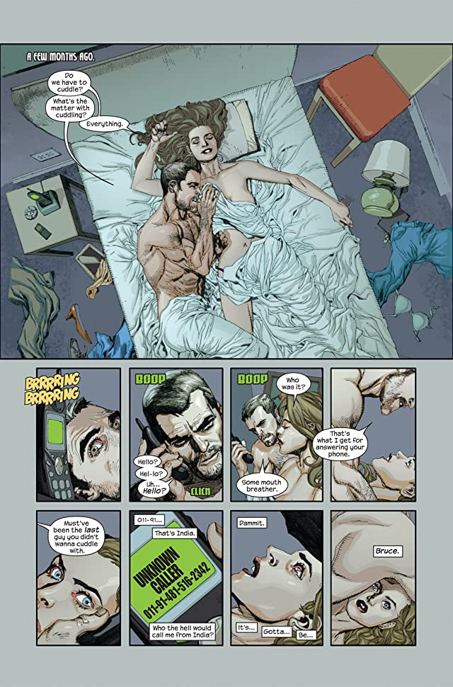 click for super-sized previews of Ultimate Wolverine vs. Hulk #4 (of 6)