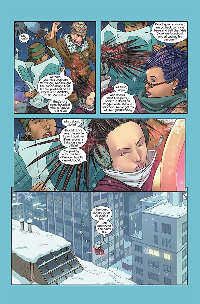 click for super-sized previews of Runaways (2005-2008) #12