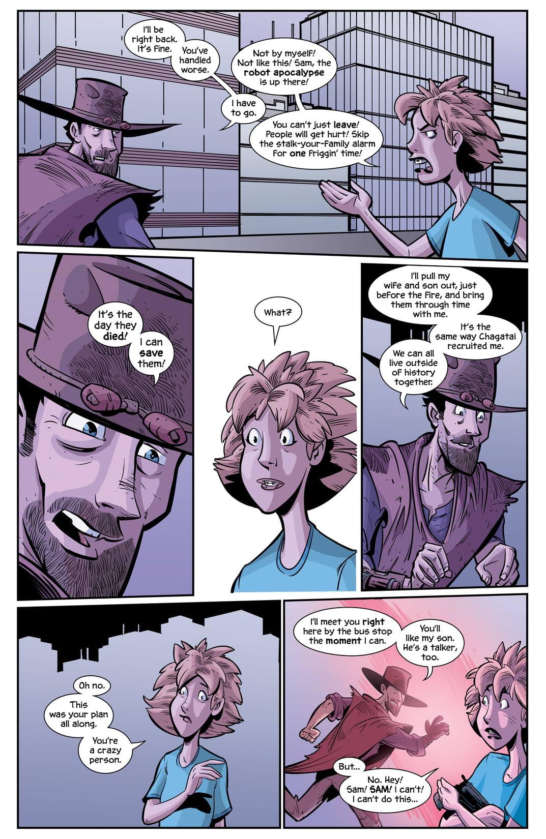 Agents of Paradox #3