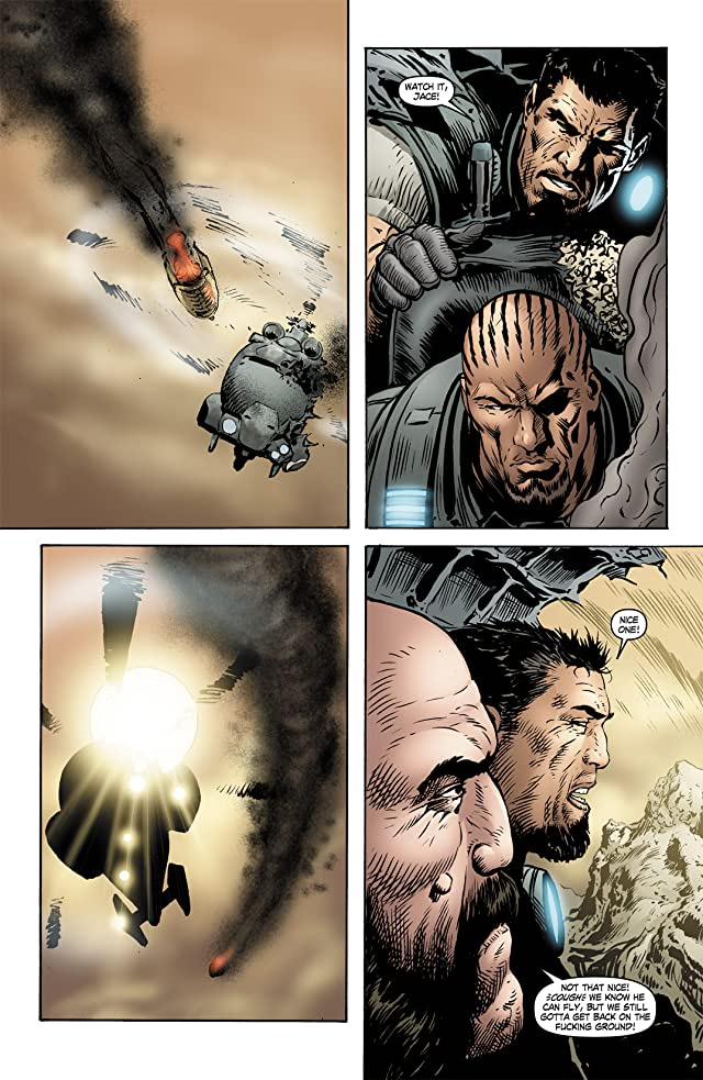 click for super-sized previews of Gears of War #3