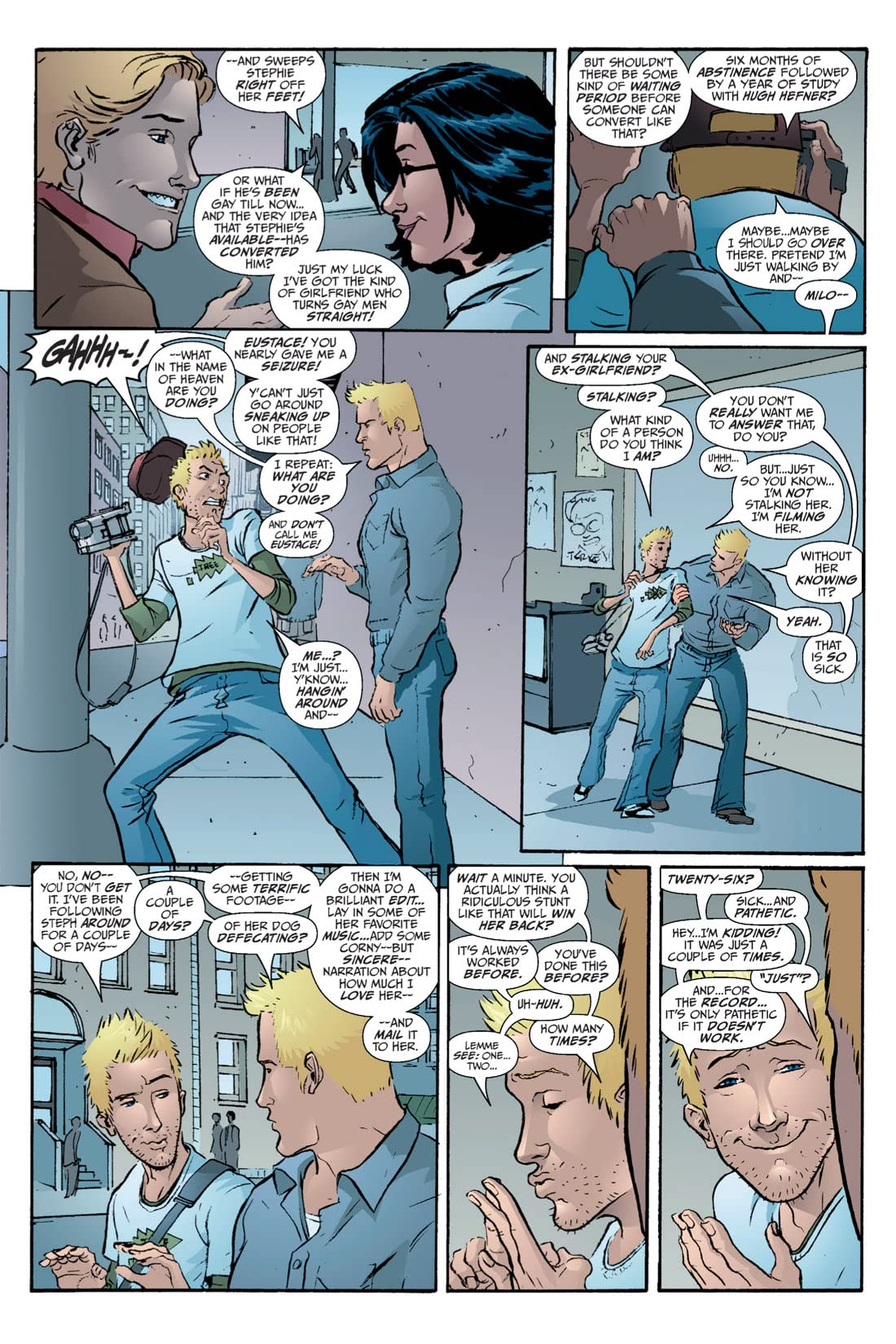 Hero Squared Vol. 2: Another Fine Mess #4 (of 6)