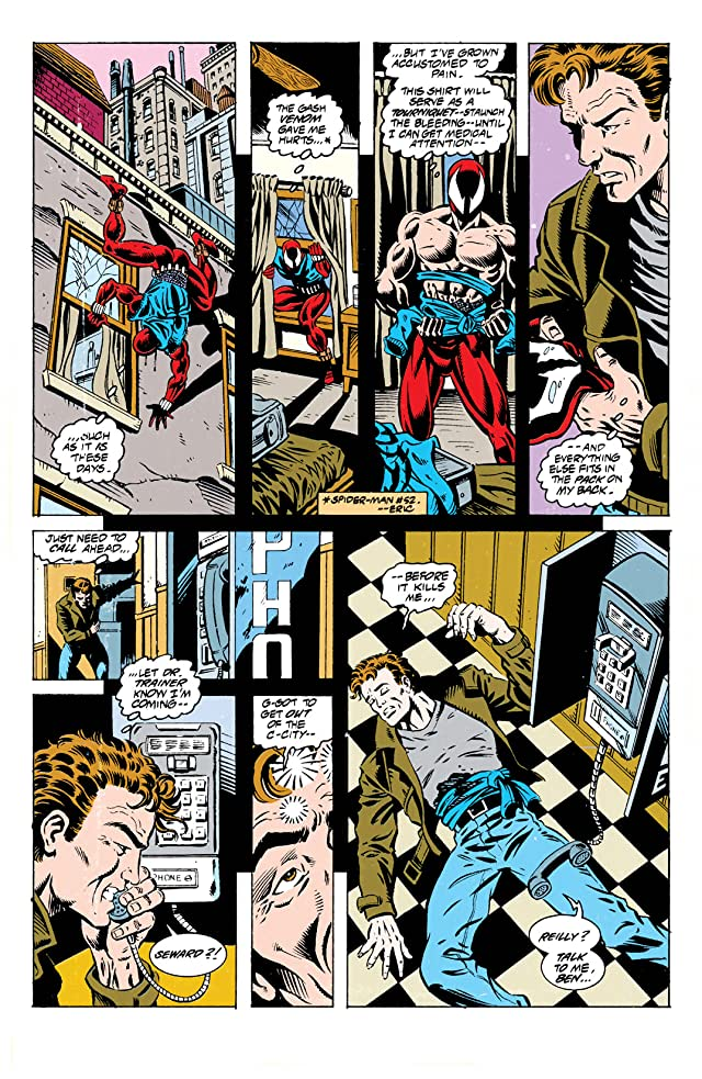 click for super-sized previews of Web of Spider-Man (1985-1995) #119