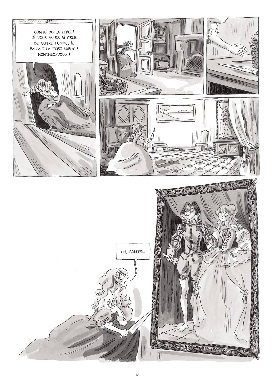 Milady de Winter Vol. 1