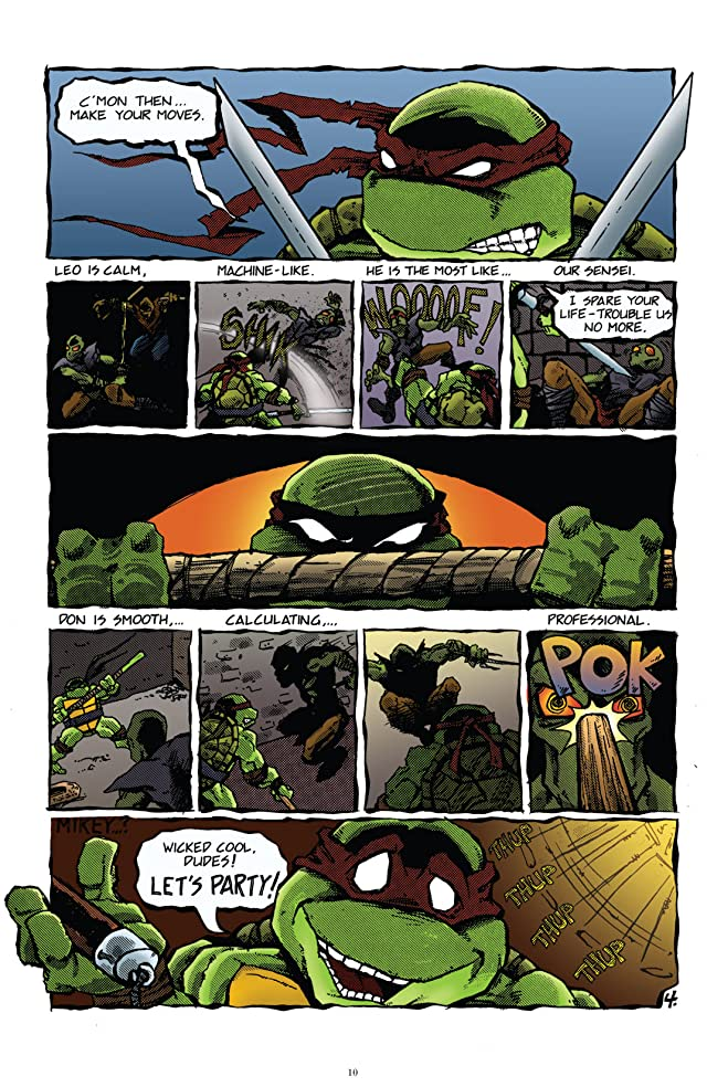 Teenage Mutant Ninja Turtles: Classics Vol. 7